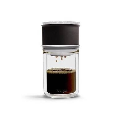 Stagg Nitelikli Kahve Demleme Haznesi - Mat Siyah - 300 ml
