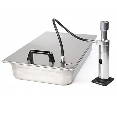 100% Chef Gastronorm Top 1/1 with valve for smoker
