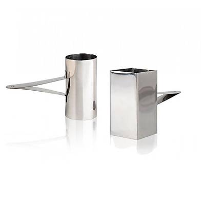 100% Chef Nitro Coulant Moulds, Square