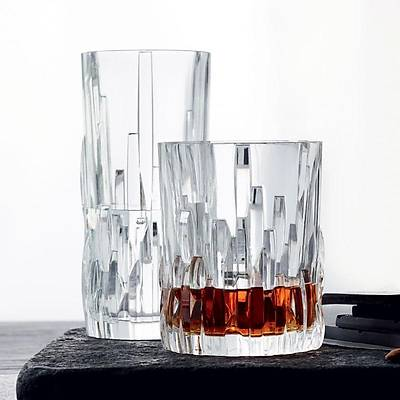 Nachtmann Shu Fa Whisky Tumbler, 330 ml, 12'li set