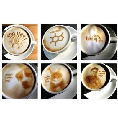 Coffee Ripples