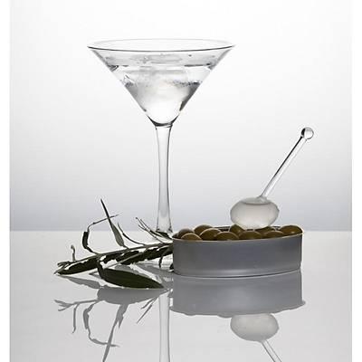 100% Chef Dry Martini Freezer, 10 cm, 3 adet