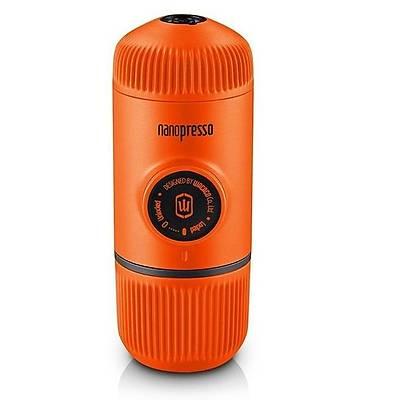 Nanopresso Portatif Espresso Yapýcý - Turuncu