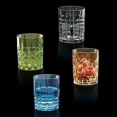 Nachtmann Highland Tumbler Cross Amber, 345 ml, 12'li set