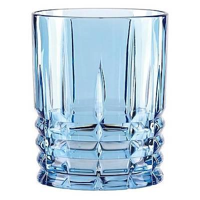 Nachtmann Highland Tumbler Straight Aqua, 345 ml, 12'li set