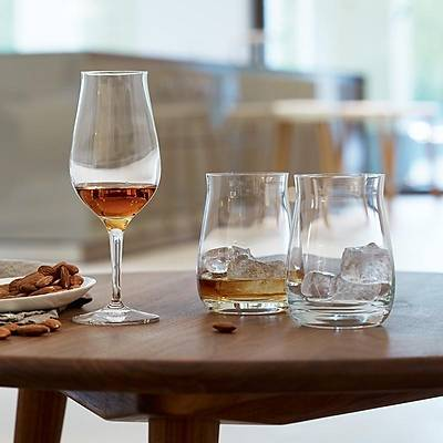 Spiegelau Single Barrel Bourbon Whisky Glass, 340 ml, 12'li set