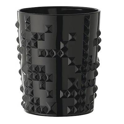 Nachtmann Punk Tumbler Jet-Black, 348 ml, 12'li set