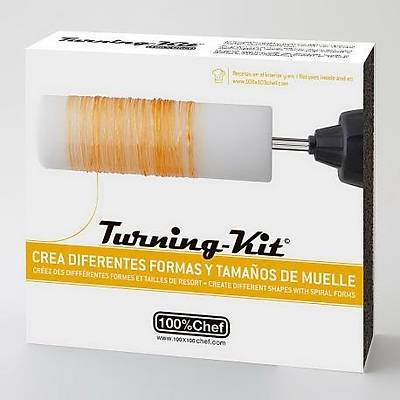 100% Chef Turning Kit