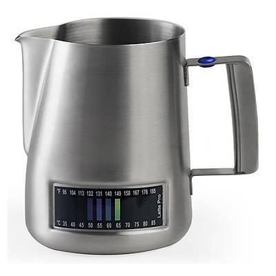 Motta Latte Pro Pitcher - Süt Potu, Termometreli, 600 ml