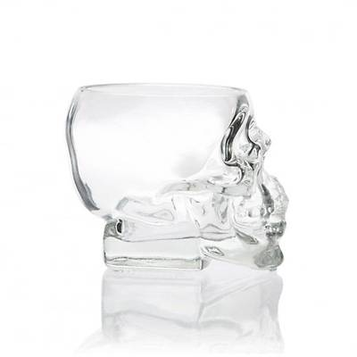 100% Chef Skull Glass, 300 ml