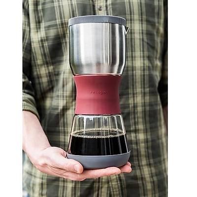 Duo Coffee Steeper Nitelikli Kahve Demleyici / Manuel / G