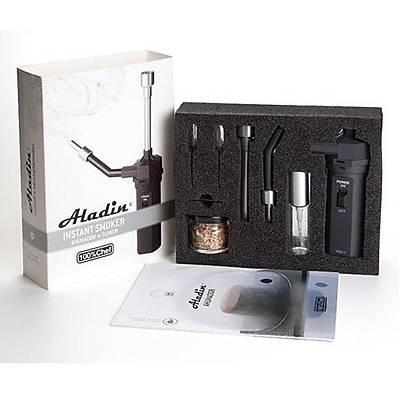 100% Chef Aladin Kokteyl Tütsüleme Makinesi