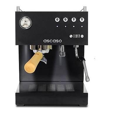 Espresso ve Cappuccino Makinesi - Siyah