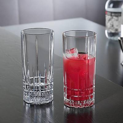 Spiegelau Perfect Longdrink Glass, 350 ml, 12'li set