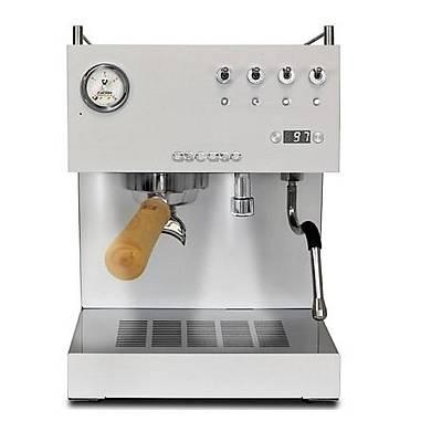 Espresso ve Cappuccino Makinesi - Beyaz