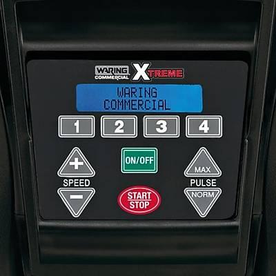 Waring MX1500 Bar Blender, Ses Ýzolasyon Kapaklý