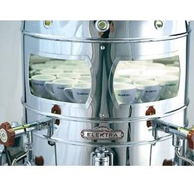Elektra Belle Epoque Otomatik Kahve Makinesi, 2 Gruplu, Bakýr