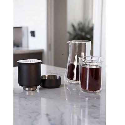 Stagg Nitelikli Kahve Demleme Haznesi - Mat Siyah - 600 ml