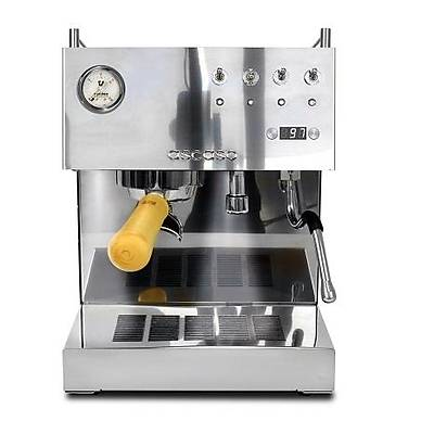 Espresso ve Cappuccino Makinesi - Paslanmaz