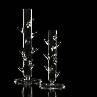100% Chef Blackberry Stem Glass, XS, 2 adet