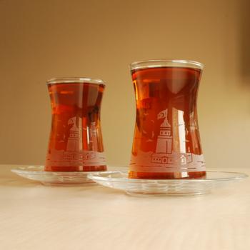 Ýstanbul Çay Bardak Takýmý