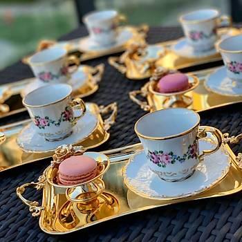Manolya Kahve Fincaný