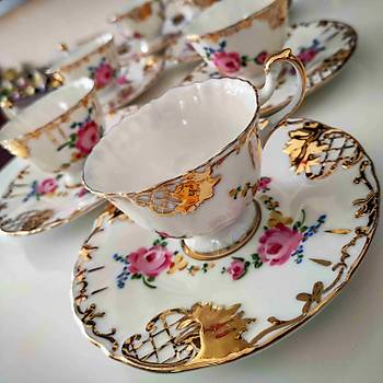 Nilüfer Çay Fincaný