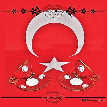 Bayrak Sultan Fincan