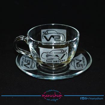 Kurumsal Logolu Nescafe Bardağı