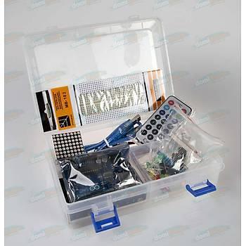 UNO Eðitim Kiti (CH340 Çipli) -Arduino Uyumlu-