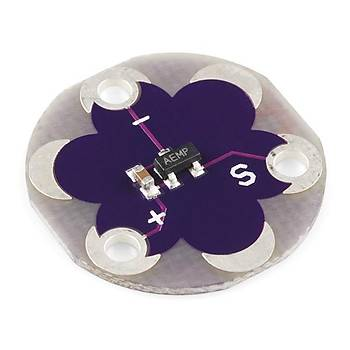 LilyPad Sýcaklýk Sensörü (Temperature Sensor)