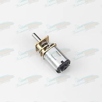 12V 500RPM Redüktörlü Mini DC Motor -HP