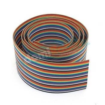 40Pin Renkli Ribbon Jumper Kablosu (Awg26)