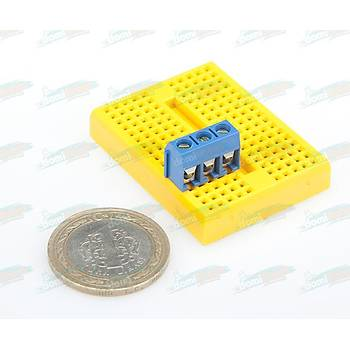 0 Numara 3Pin Vidalý 5.08mm PCB Klemens (10adet)