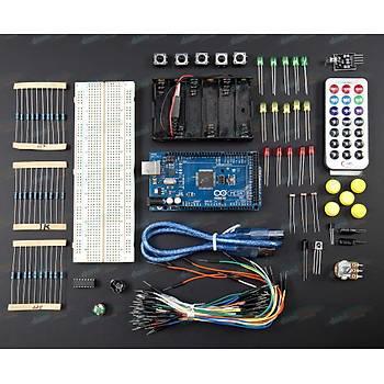 MEGA Eðitim Kiti (CH340 Çipli) -Arduino Uyumlu-