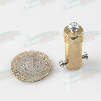 4mm Universal Pirinç HUB