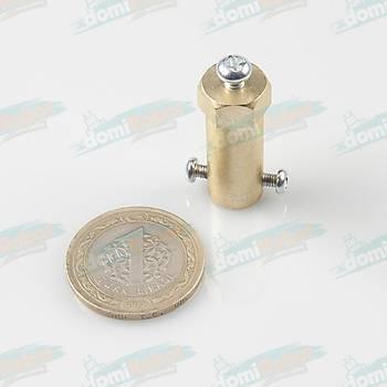 5mm Universal Pirinç HUB