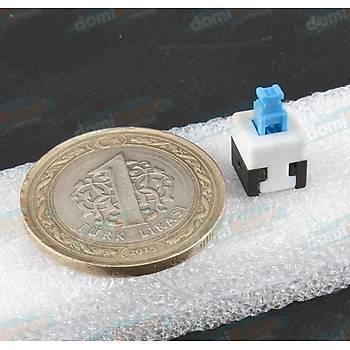 Buton -6Pin 8x8mm Anahtar (10adet)