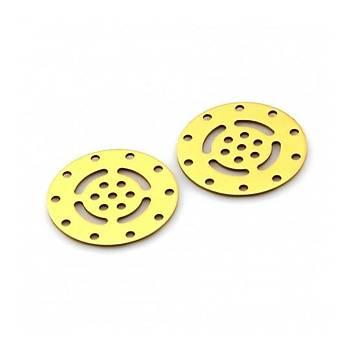 MakeBlock Çok Amaçlı Disk -Altın Sarısı (Çift)