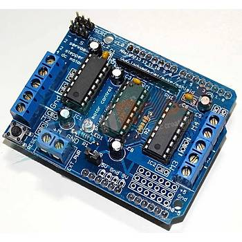 Arduino L293D Motor Shield