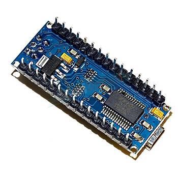 Arduino Nano 328 - Klon - FT232RL - (USB Kablo Dahil)