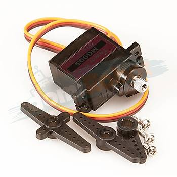 Tower Pro MG90S Metal Dişli Servo Motor