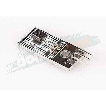 LM35D Digital Isý Sensör Modülü