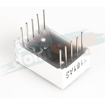 "14.2mm (0.56"") 7 Segment KIRMIZI LED Display"