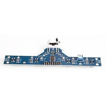 5li Çizgi İzleyen Sensör Modül Kartı