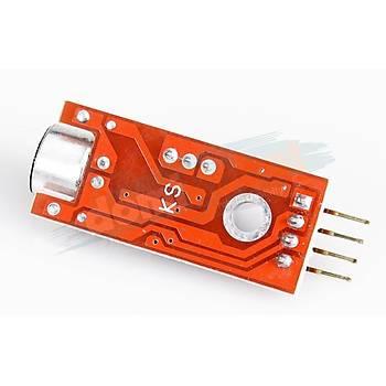 Ses Algýlama Sensör Modülü - LM393