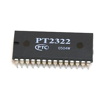 PT2322 6 Kanal Audio Entegre