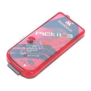 PICKit3 Microchip Protoboard ile PIC Programlayýcý