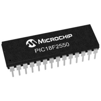 PIC 18F2550 I/SP