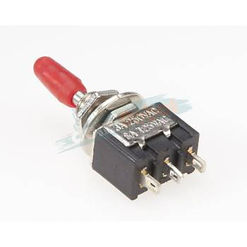 3Pin Toggle Switch Yaylý On-Off <- On (MTS-113)